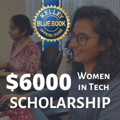 Women in tech scholarship